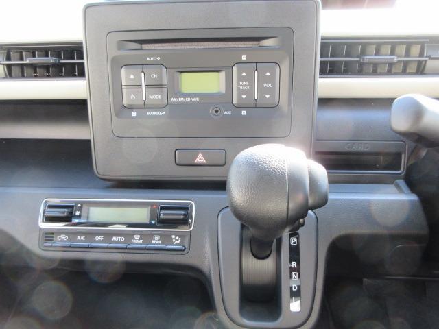 ハイブリッドFX キーレスエントリー アイドリングストップ 横滑り防止システム 衝突安全ボディ 盗難防止システム CD AM/FM シートヒーター(25枚目)