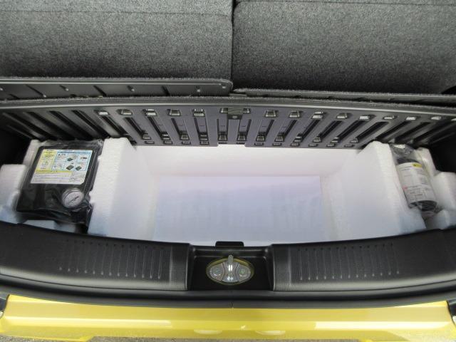 ハイブリッドFX キーレスエントリー アイドリングストップ 横滑り防止システム 衝突安全ボディ 盗難防止システム CD AM/FM シートヒーター(34枚目)