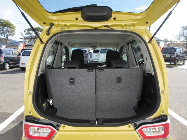 ハイブリッドFX キーレスエントリー アイドリングストップ 横滑り防止システム 衝突安全ボディ 盗難防止システム CD AM/FM シートヒーター(37枚目)