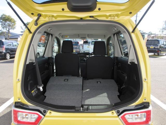 ハイブリッドFX キーレスエントリー アイドリングストップ 横滑り防止システム 衝突安全ボディ 盗難防止システム CD AM/FM シートヒーター(38枚目)