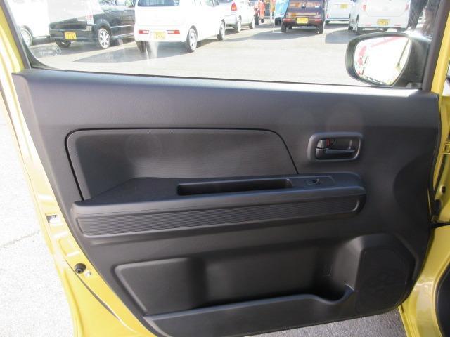ハイブリッドFX キーレスエントリー アイドリングストップ 横滑り防止システム 衝突安全ボディ 盗難防止システム CD AM/FM シートヒーター(42枚目)