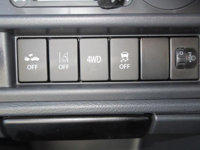 L セーフティサポート 4WD オートライト 衝突軽減ブレーキ ラインセンサー 横滑り防止装置(20枚目)