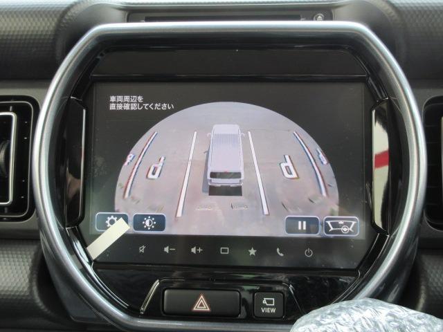 Jスタイル 全方位カメラ9インチナビ スズキセーフティサポート ESC シートヒーター 障害物センサー 衝突軽減ブレーキ アイドリングストップサイドカーテンエアバッグ USBソケット アルミホイール(51枚目)