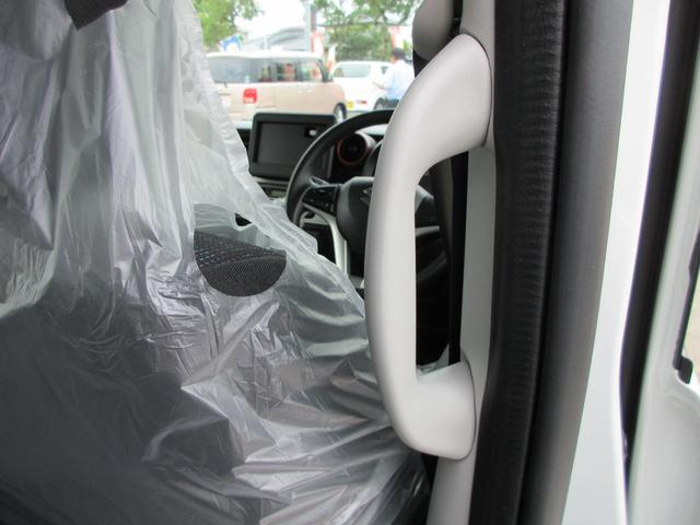 ハイブリッドG 横滑り防止システム 衝突軽減ブレーキ 障害物センサー ラインセンサー オートライト アイドリングストップ 電動格納ミラー USBソケット サイドアンダービューミラー アームレスト スマートキー(34枚目)