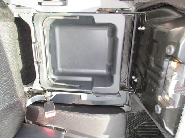 スティングレーX CD AM FM MD スマートキー 電動格納ミラー セキュリティアラーム シートアンダーボックス アームレストアクセサリーソケット セレクトレバー ラゲッジサイドボックス ドリンクホルダー(48枚目)