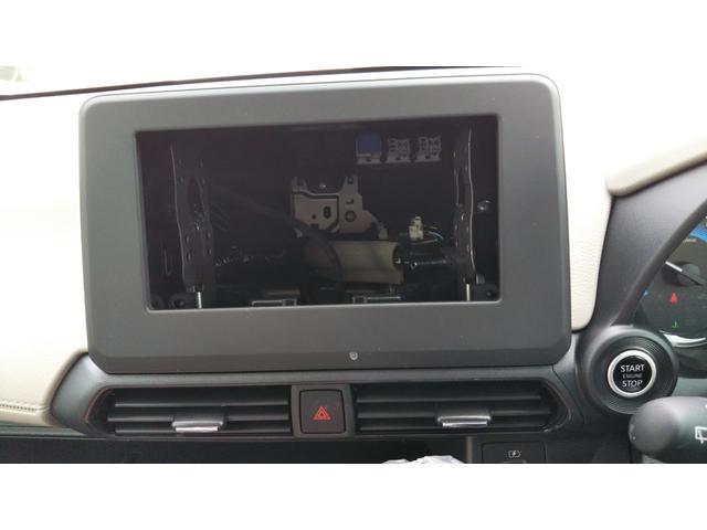 X 届出済未使用車 エマージェンシーブレーキ コーナーセンサー バッグビューモニター(ルームミラー) 特別塗装色 スマートキー プッシュスタート アルミホイール14インチ ベンチシート プライバシーガラス(10枚目)