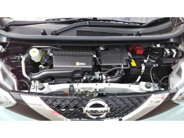 X 届出済未使用車 エマージェンシーブレーキ コーナーセンサー バッグビューモニター(ルームミラー) 特別塗装色 スマートキー プッシュスタート アルミホイール14インチ ベンチシート プライバシーガラス(17枚目)