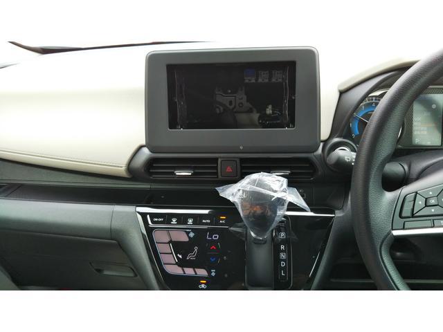 X 届出済未使用車 エマージェンシーブレーキ コーナーセンサー バッグビューモニター(ルームミラー) 特別塗装色 スマートキー プッシュスタート アルミホイール14インチ ベンチシート プライバシーガラス(25枚目)