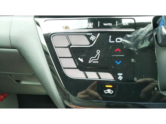 X 届出済未使用車 エマージェンシーブレーキ コーナーセンサー バッグビューモニター(ルームミラー) 特別塗装色 スマートキー プッシュスタート アルミホイール14インチ ベンチシート プライバシーガラス(26枚目)