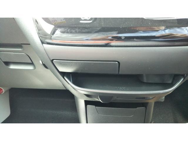 X 届出済未使用車 エマージェンシーブレーキ コーナーセンサー バッグビューモニター(ルームミラー) 特別塗装色 スマートキー プッシュスタート アルミホイール14インチ ベンチシート プライバシーガラス(28枚目)
