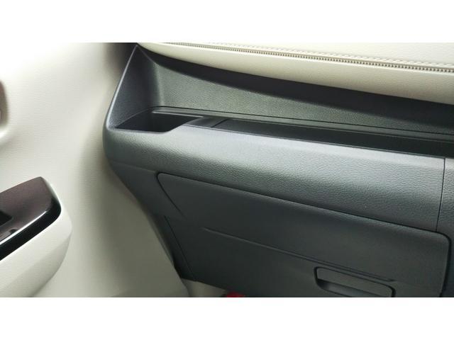 X 届出済未使用車 エマージェンシーブレーキ コーナーセンサー バッグビューモニター(ルームミラー) 特別塗装色 スマートキー プッシュスタート アルミホイール14インチ ベンチシート プライバシーガラス(29枚目)