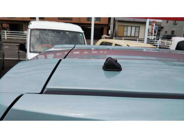 X 届出済未使用車 エマージェンシーブレーキ コーナーセンサー バッグビューモニター(ルームミラー) 特別塗装色 スマートキー プッシュスタート アルミホイール14インチ ベンチシート プライバシーガラス(42枚目)