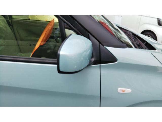 X 届出済未使用車 エマージェンシーブレーキ コーナーセンサー バッグビューモニター(ルームミラー) 特別塗装色 スマートキー プッシュスタート アルミホイール14インチ ベンチシート プライバシーガラス(43枚目)