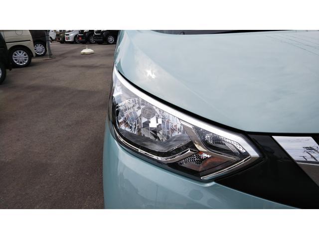 X 届出済未使用車 エマージェンシーブレーキ コーナーセンサー バッグビューモニター(ルームミラー) 特別塗装色 スマートキー プッシュスタート アルミホイール14インチ ベンチシート プライバシーガラス(44枚目)