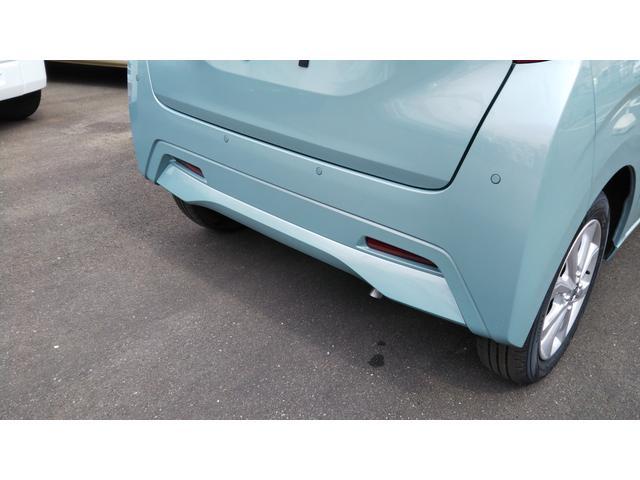 X 届出済未使用車 エマージェンシーブレーキ コーナーセンサー バッグビューモニター(ルームミラー) 特別塗装色 スマートキー プッシュスタート アルミホイール14インチ ベンチシート プライバシーガラス(51枚目)