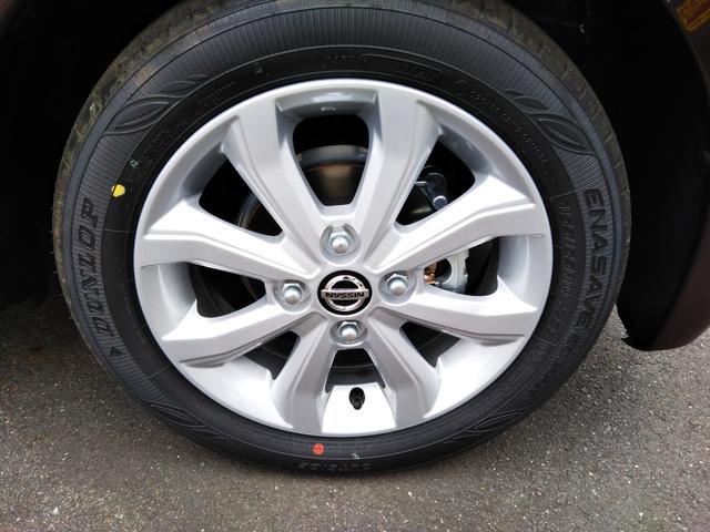 X 届出済未使用車 特別塗装色 エマージェンシーブレーキ コーナーセンサー バッグビューモニター(ルームミラー) アルミホイール14インチ スマートキー プッシュスタート ベンチシート プライバシーガラス(19枚目)