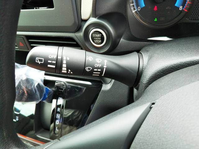X 届出済未使用車 特別塗装色 エマージェンシーブレーキ コーナーセンサー バッグビューモニター(ルームミラー) アルミホイール14インチ スマートキー プッシュスタート ベンチシート プライバシーガラス(36枚目)