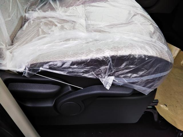 X 届出済未使用車 特別塗装色 エマージェンシーブレーキ コーナーセンサー バッグビューモニター(ルームミラー) アルミホイール14インチ スマートキー プッシュスタート ベンチシート プライバシーガラス(39枚目)