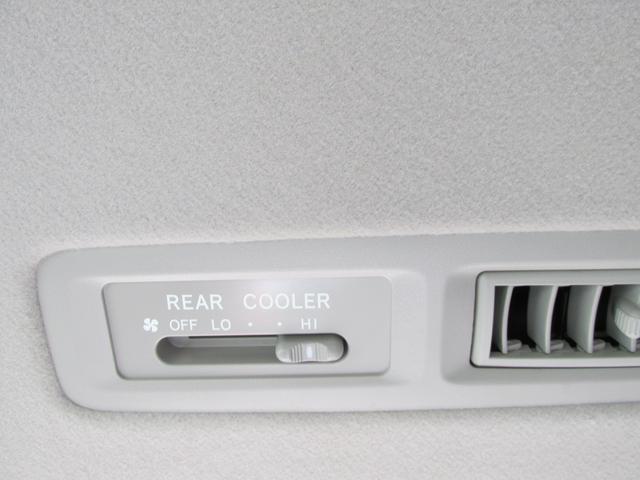 後席エアコン風量調整ようスイッチになります。