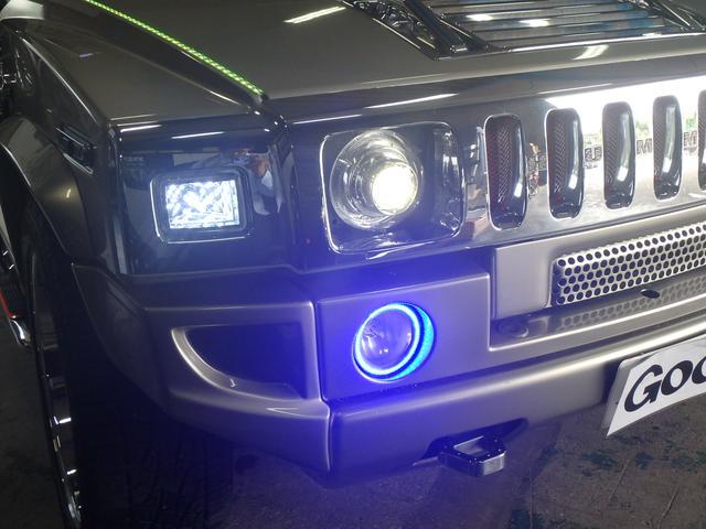 ジオバンナ24AW LEDライト 社外マフラー・ステップ(5枚目)