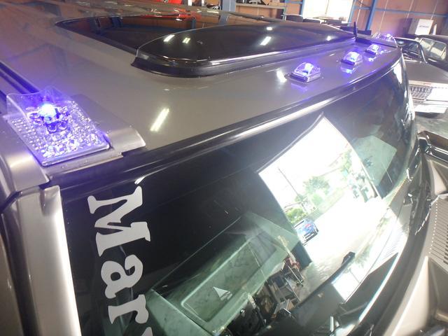 ジオバンナ24AW LEDライト 社外マフラー・ステップ(8枚目)