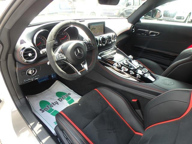 メルセデスAMG メルセデスAMG GT S エディションI 75台限定車 ナビ Rカメラ