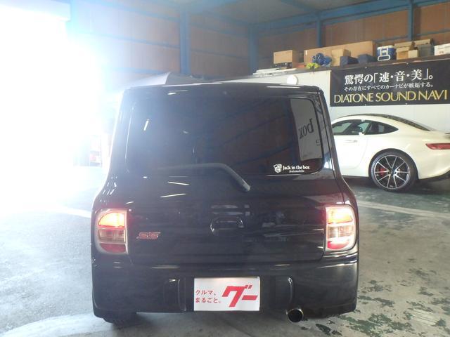 スズキ アルトラパン SS 5速MT 車高調 LEDライト