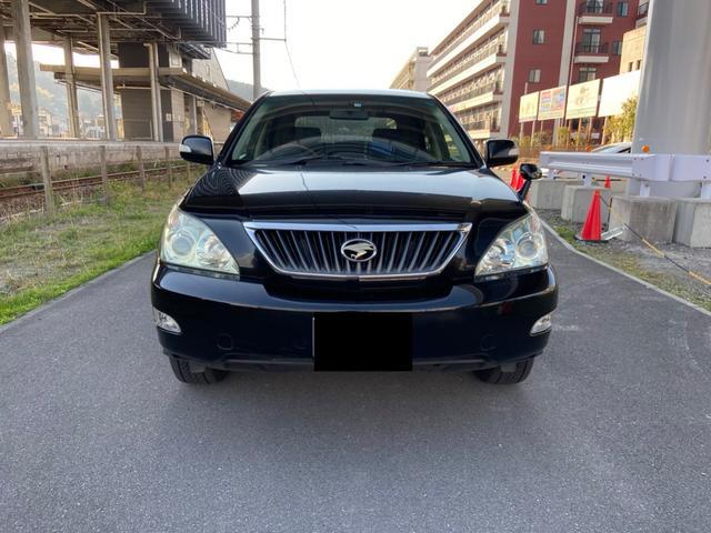 「トヨタ」「ハリアー」「SUV・クロカン」「鹿児島県」の中古車2