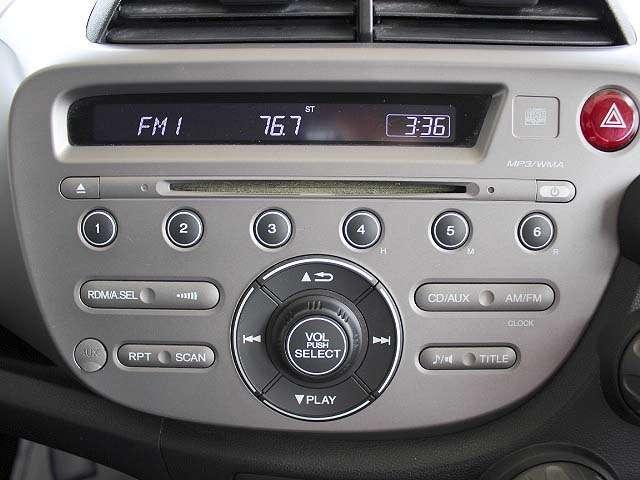 ホンダ フィット 13G CD・キーレス
