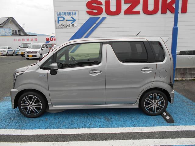 「スズキ」「ワゴンRスティングレー」「コンパクトカー」「熊本県」の中古車5
