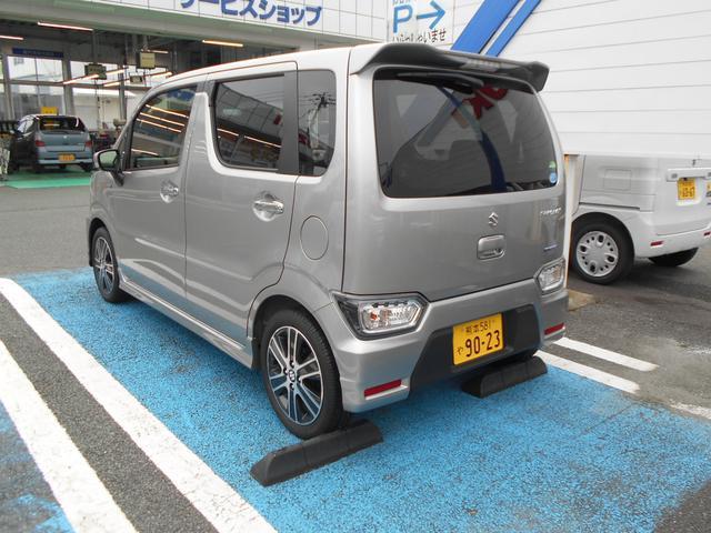 「スズキ」「ワゴンRスティングレー」「コンパクトカー」「熊本県」の中古車8