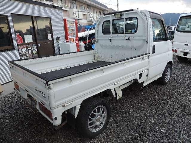 ホンダ アクティトラック SDX 5MT 4WD ターボ エアコン パワステ ラジオ