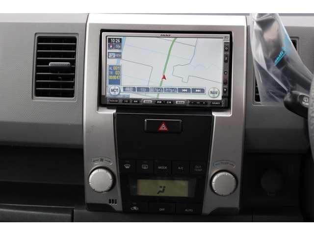 スズキ ワゴンR ナビスペシャル スマートキー CD DVD HDDナビ
