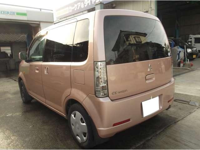 「三菱」「eKワゴン」「コンパクトカー」「熊本県」の中古車6