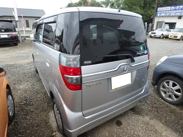 「ホンダ」「ゼストスパーク」「コンパクトカー」「熊本県」の中古車7