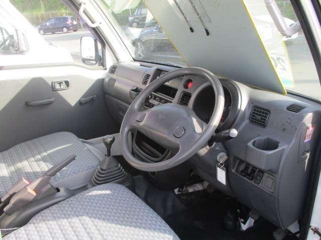 ダイハツ ハイゼットトラック エアコン・パワステ スペシャル 4WD 5速ミッション