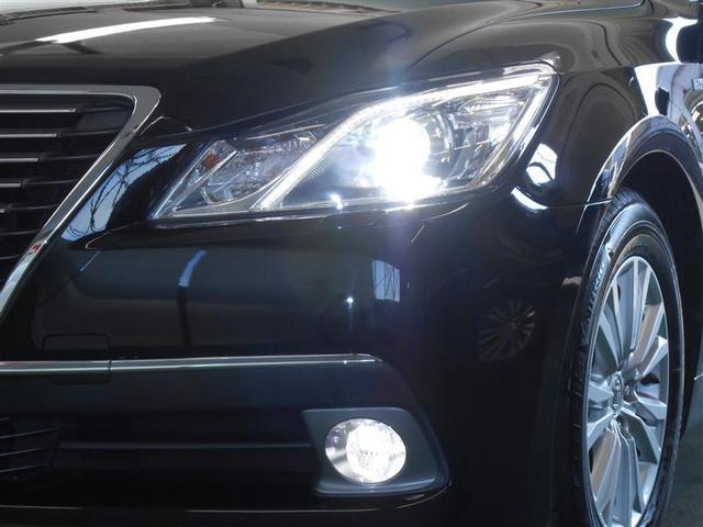 トヨタ クラウンハイブリッド ロイヤルサルーンG ワンオーナー車 HDDナビフルセグTV