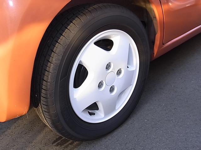 日産 モコ S タイヤ新品