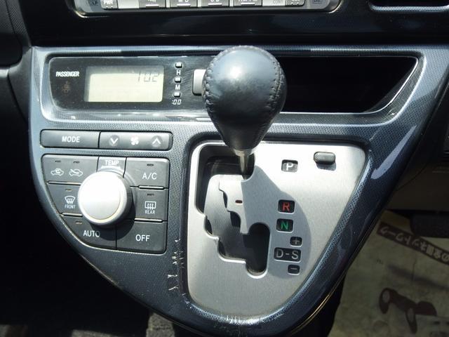 トヨタ ウィッシュ X エアロスポーツパッケージ 17インチAW HIDライト