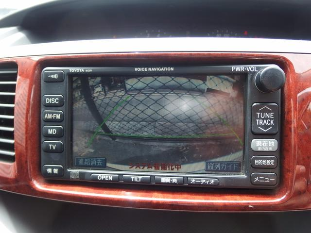 トヨタ ノア X Vセレクション 片側パワースライドドア DVDナビ