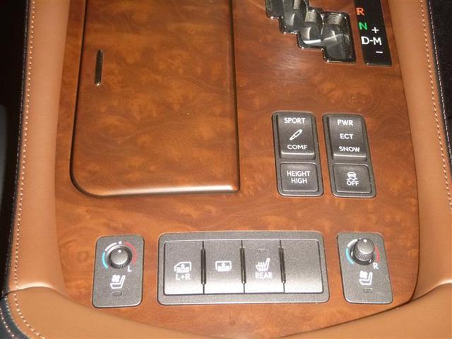 レクサス LS LS460 バージョンSZ Iパッケージ