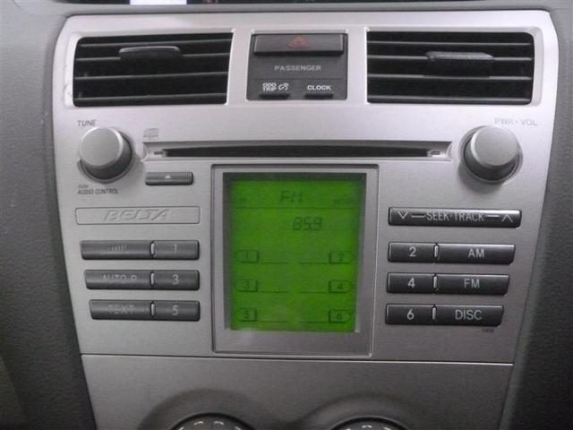 トヨタ ベルタ X キーレス CD