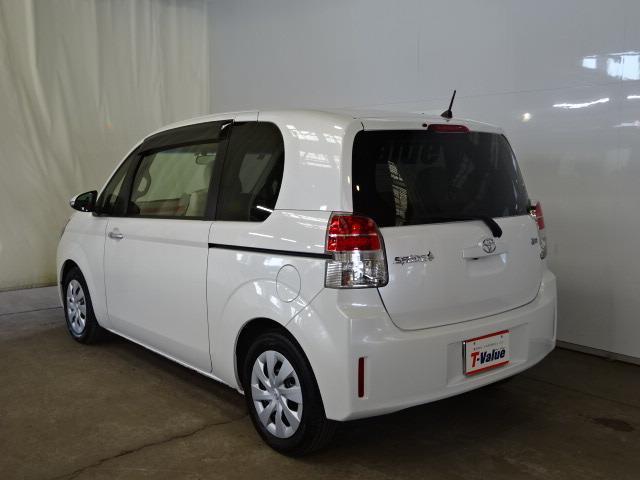 「トヨタ」「スペイド」「ミニバン・ワンボックス」「熊本県」の中古車4