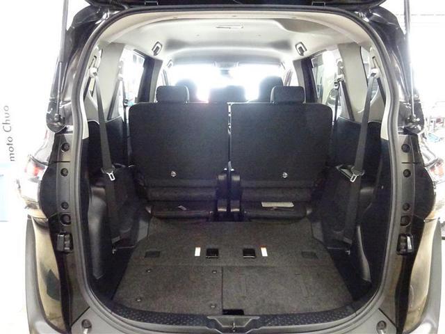 ハイブリッドG フルセグ メモリーナビ DVD再生 バックカメラ 衝突被害軽減システム ドラレコ 両側電動スライド LEDヘッドランプ 乗車定員7人 3列シート ワンオーナー 記録簿(16枚目)