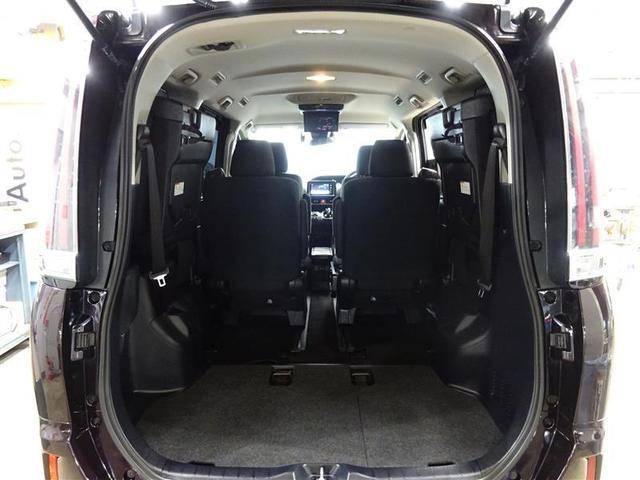 ハイブリッドX フルセグ メモリーナビ DVD再生 後席モニター バックカメラ 衝突被害軽減システム ETC ドラレコ 電動スライドドア LEDヘッドランプ 乗車定員7人 3列シート ワンオーナー 記録簿(16枚目)