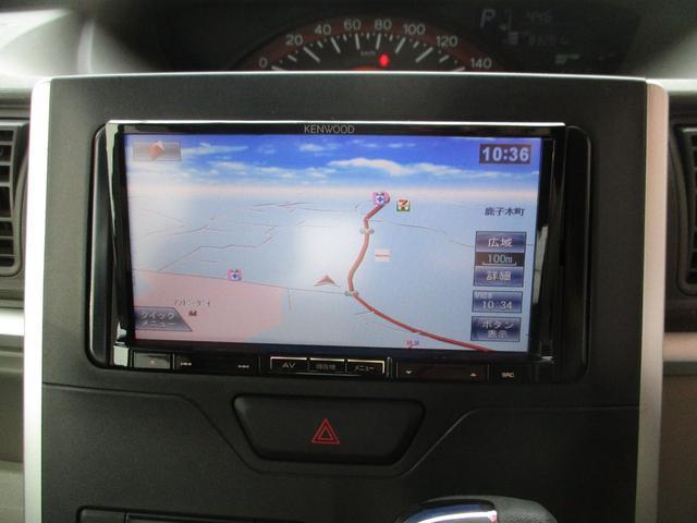 X SA スマートアシスト 衝突軽減ブレーキ 誤発進抑制機能 ナビ フルセグ CD DVD アイドリングストップ 両側スライド 左側電動スライド スマートキー プッシュスタート オートエアコン(10枚目)