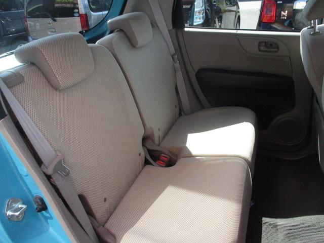 G アイドリングストップ CDオーディオ スマートキー プッシュスタート オートエアコン 電動格納ミラー ベンチシート 横滑り制御機能(9枚目)