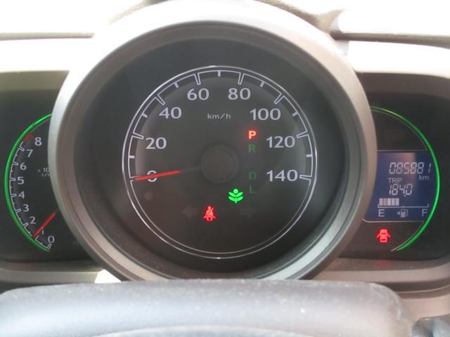 G アイドリングストップ CDオーディオ スマートキー プッシュスタート オートエアコン 電動格納ミラー ベンチシート 横滑り制御機能(10枚目)