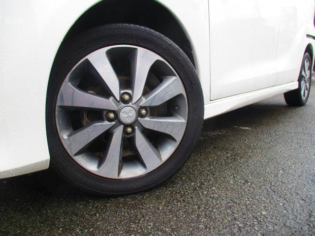 カスタムT ターボ車 両側電動スライドドア ナビ フルセグ Bluetoothオーディオ Bカメラ ETC HIDヘッドライト フォグランプ オートライト オートエアコン スマートキー プッシュスタート(6枚目)
