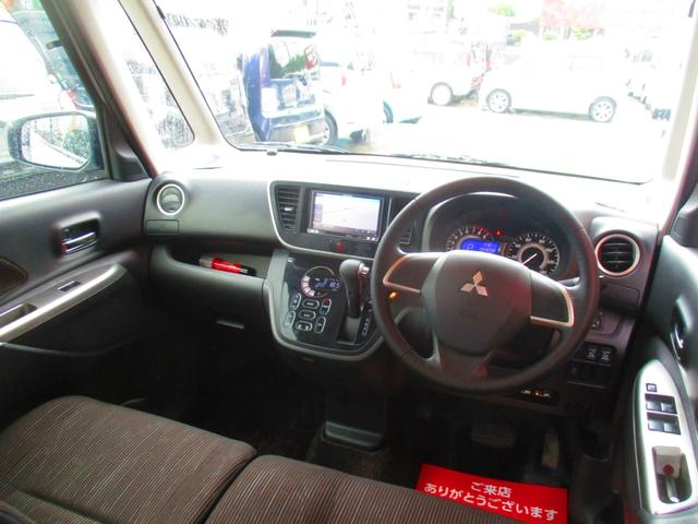 カスタムT ターボ車 両側電動スライドドア ナビ フルセグ Bluetoothオーディオ Bカメラ ETC HIDヘッドライト フォグランプ オートライト オートエアコン スマートキー プッシュスタート(7枚目)